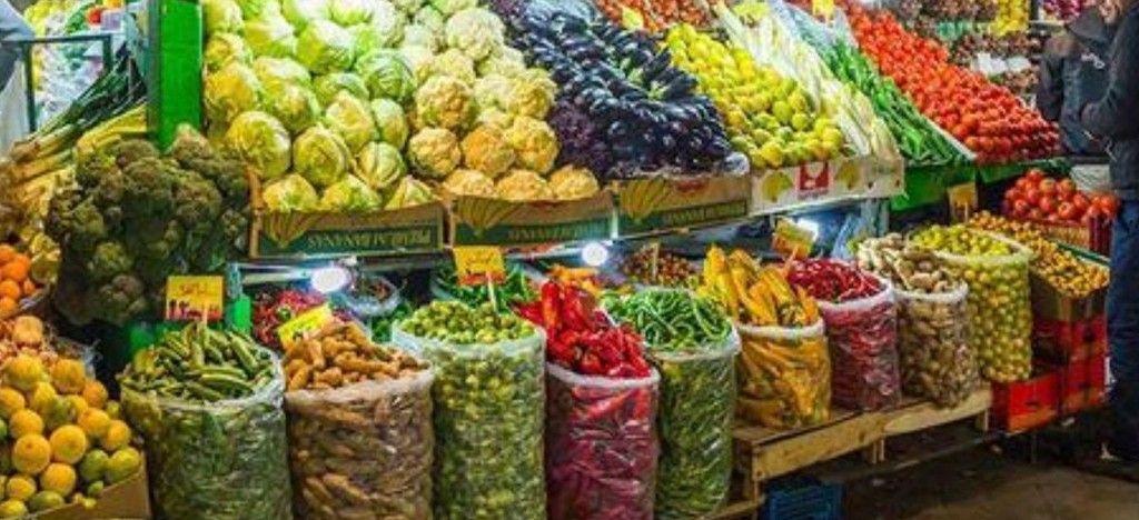 میوه های مخصوص زمستان - چغندر - هویج فرنگی - سیب زمینی - شلغم - پیاز قرمز