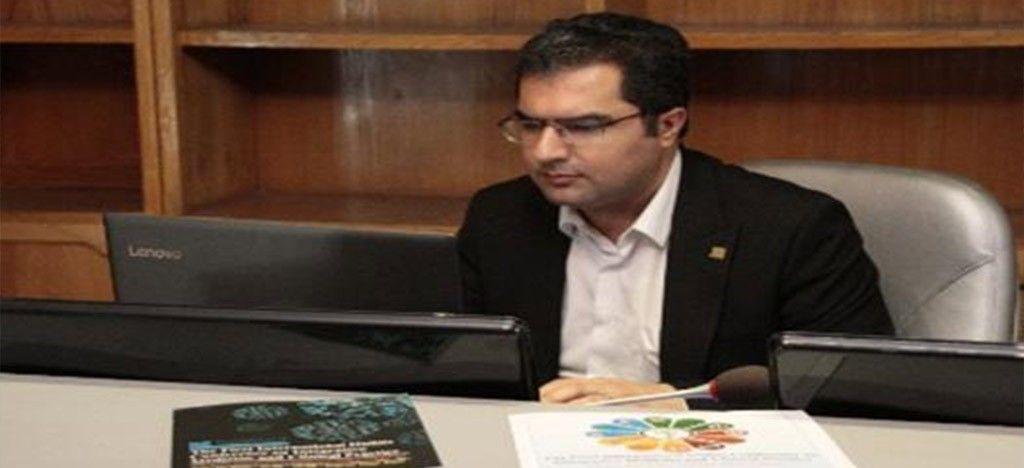 دکتر «آرمان زرگران»، مشاور بینالملل دفتر طب ایرانی و مکمل وزارت بهداشت