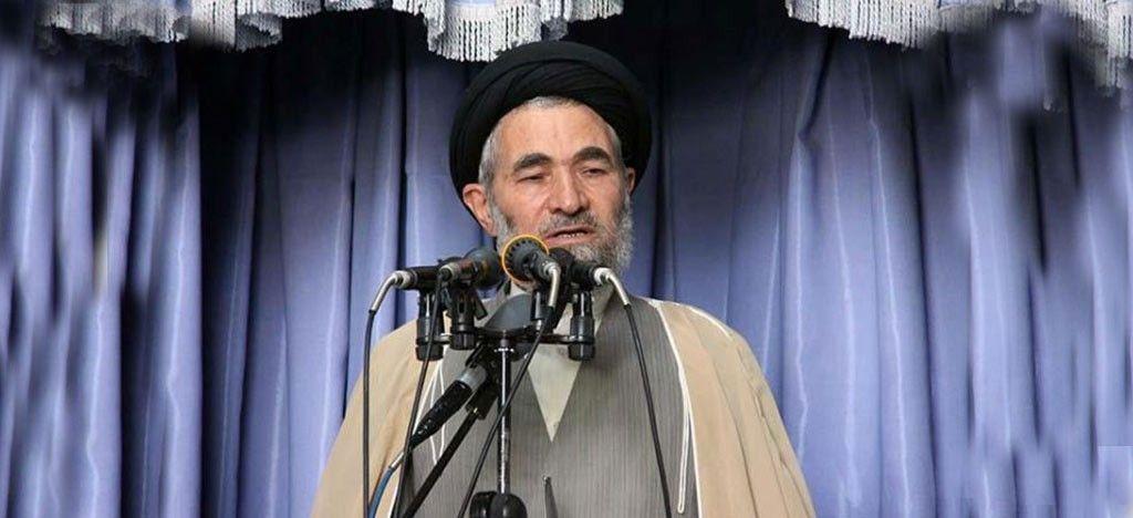 گزارش مختصر امام جمعه بروجرد